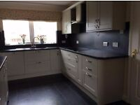 Howden's Shaker Grey Kitchen & Utility Units - Appliances Included