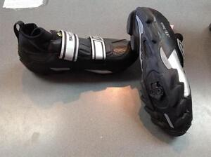 Gore-Tex Shimano SPD Cycling Shoes - Size 43