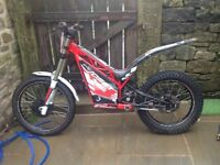 OSET 24 Junior Electric Racing Trials Bike