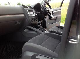 VW Jetta SE TDI 140 Black, Manual, Diesel