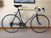 Vintage Raleigh Scorpio racing road bike