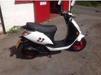2015 Sinnis Street 50cc 4 Stroke Scooter