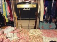 Marshall vavestate amplifier