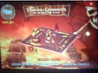 Pirates of the Caribbean Board Game