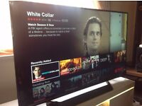 """LG 65"""" Smart ULTRA HD 4K TV-65UF770V with built in Wifi,Freeview HD, Netflix,Excellent condition"""