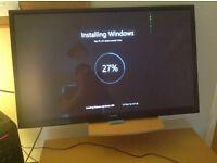 Samsung 42 inch plasma tv (minor fault)