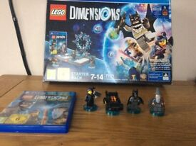 Lego Dimensions PS4 Starter Pack