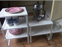6 Kitchen Cupboard Shelf Insert for Catering Display or Storage Organizer / Can Deliver