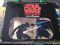 Ralph McQuarrie Star Wars trilogy Portfolios