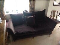 Duresta Ruskin sofa execellent condition