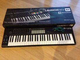 Novation Launchkey 61 MK2 Keyboard