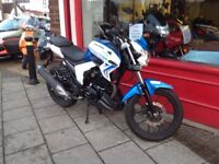 LEXMOTO VENOM 125cc FULLY SERVICED 2 OWNERS IDEAL LEARNER BIKE DELIVERY AVAILABLE