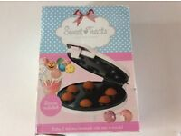 Pink cake pop maker