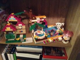 LEGO FRIENDS WITH BOOKLETS