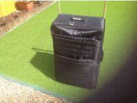 Lightweight large suitcase