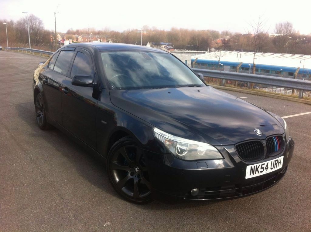 2004 BMW 530D M SPORT REP, 260 BHP WITH X2 DVD SCREENS | in ...