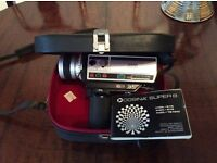 Cousins super 8 HDL- 875 in its case.