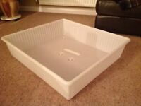Bed Storage Box (IKEA Gimse)