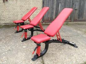 2 x Evinco Commercial Utility Benches (£120 each) (Delivery Available)