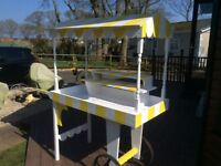 Display/Candy Cart for weddings, parties etc.
