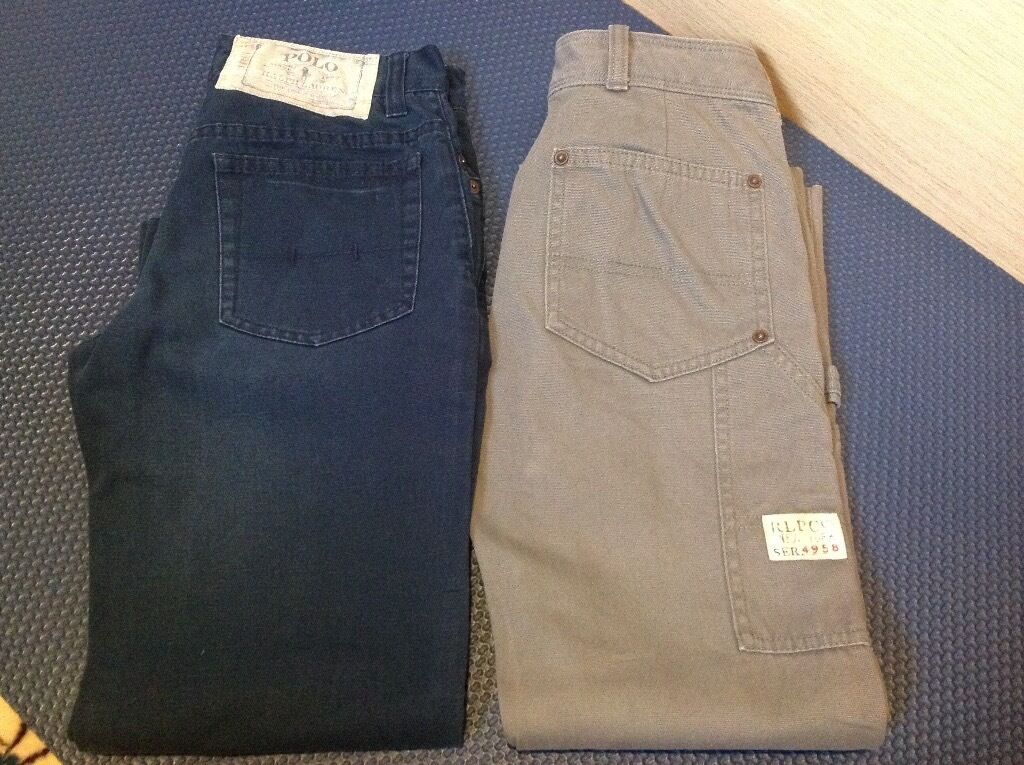 Ralph Lauren boy trousers
