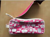BRAND NEW Benefit Branded Travel Make Up Toiletries Bag