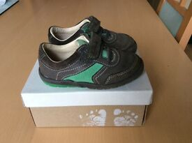 Boys shoes 5F from Clarks