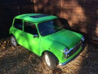 For sale Rover mini Thirty 1,000 cc