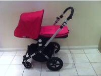 Bugaboo pram and stroller
