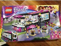 BNIB Pop Star Tour Bus 41106 Lego Friends (New)