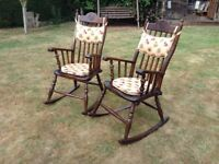 Regretting sale of these great chairs due to downsizing prior to a move