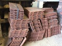 Redland antique roofselection of red land antique tiles tiles