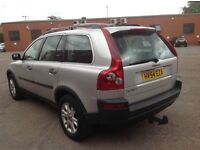 Volvo XC90 Auto Diesel Good Condition with Satnav 1 Owner history and mot