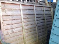 FENCE PANEL 4ft X 6ft