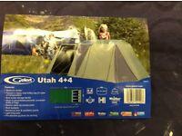 Gelert Utah 4 + 4 tent