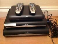 Sky HD Boxes Used