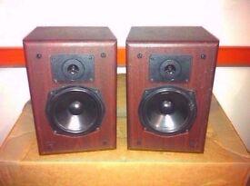 DENON SC-H2 SPEAKERS