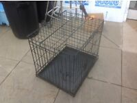 Dog crate small / medium dog