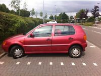 VW Polo 1.3l / 11mo. MOT / 5 door / Petrol / In great condition