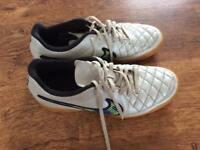 Nike Tiempo - men's size 7