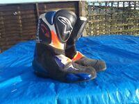 Alpine star gp Motocycle boots