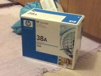 Genuine HP 38A Cartridge