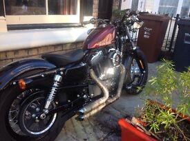 2015 Harley Davidson forty eight