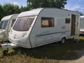2006 Sterling Emerald 4 Berth Caravan
