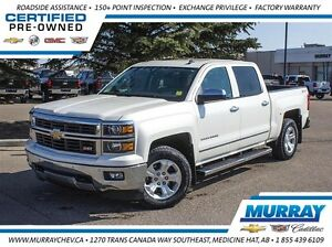 2014 Chevrolet Silverado 1500 LTZ *4WD *Leather *Backup Cam *Sir