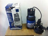 draper submersible water pump