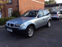 BMW X3 2.0D 4 X 4