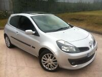 2005 RENAULT CLIO NEW SHAPE , VERY GOOD CONDITION , LONG MOT . RUNS AND DRFIVES PERFECTLY