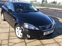 STUNNING --2007 LEXUS IS 220d --FULLY SERVICED--DRIVE LIKE BRAND NEW!!!