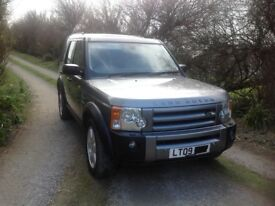 New MOT, just serviced, recent cam belt, smooth automatic gearbox, 7 seater, HSE model.